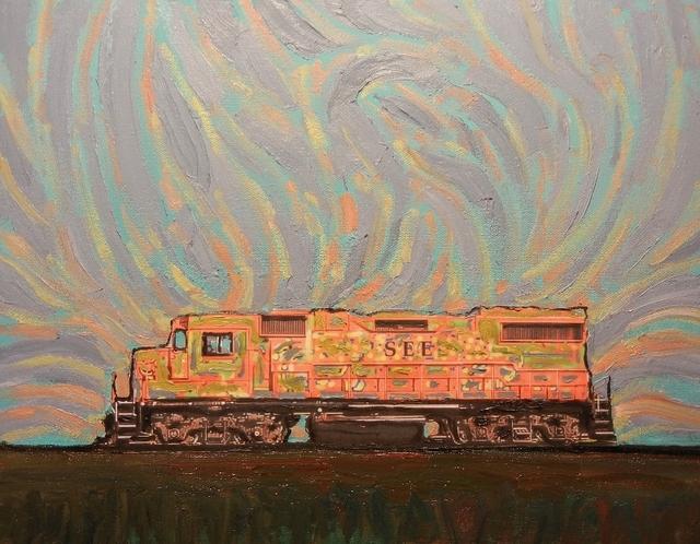 Steve Coffey, 'Fallen Start Cars - See (John)', 2018, The Front Gallery
