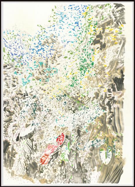 Kao Ya-Ting, 'Landscape with Calla Lily', 2018, NUNU FINE ART