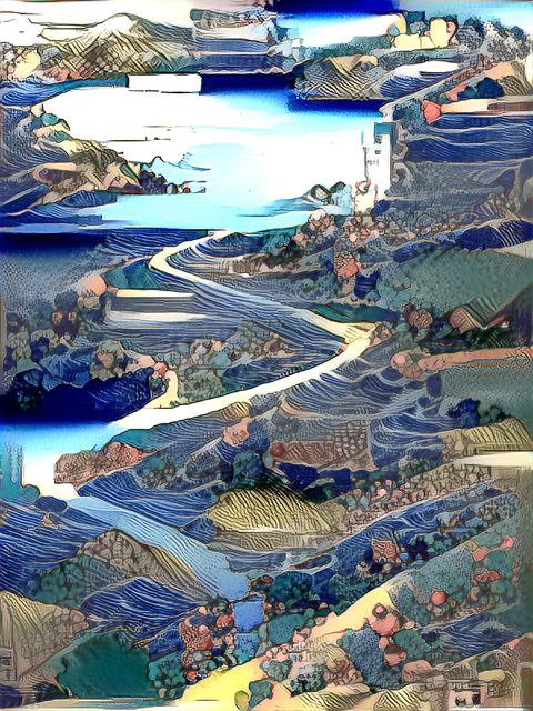 , 'HOKUSAI,' 2016, CODAME