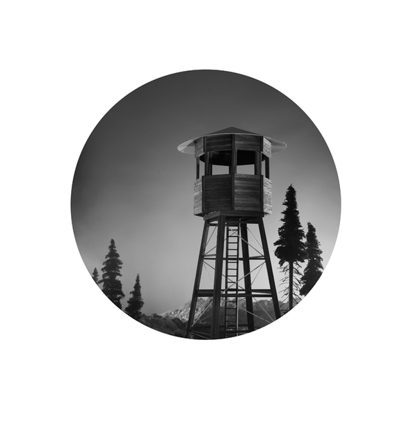, 'Fire Tower II,' 2016, Wall Space Gallery