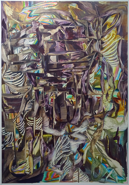 , '12.07.2017,' 2017, Setareh Gallery