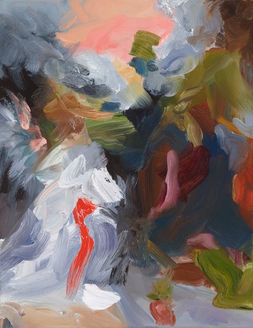 , 'Revelations I,' 2015, Bowdoin College Museum of Art