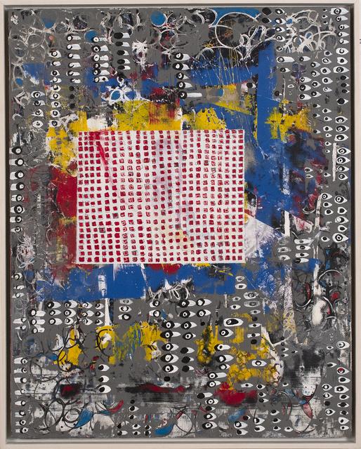 , 'My Friend Mo,' 2018, Blue Rain Gallery