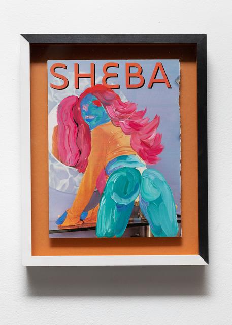 , 'Sheba BlaBla,' 2018, LAMB Arts