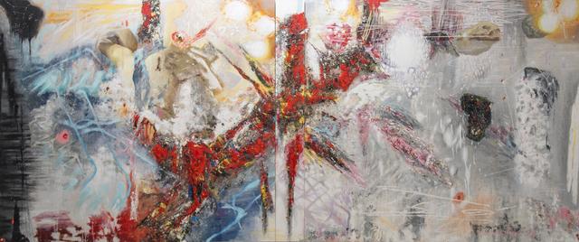 , 'Divide,' 2017, Tinney Contemporary