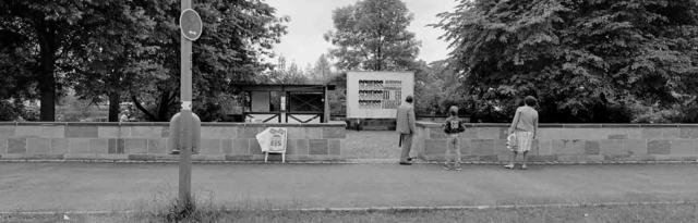 """, 'documenta 7, Kassel, Manfred Spies, """"Türkenwitz"""", Aktion im Freigelände,' 1982, Walter Storms Galerie"""