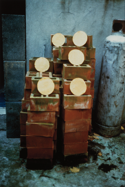 Gabriel Orozco, 'Tortillas y Ladrillos (Tortillas and Bricks)', 1990, Phillips