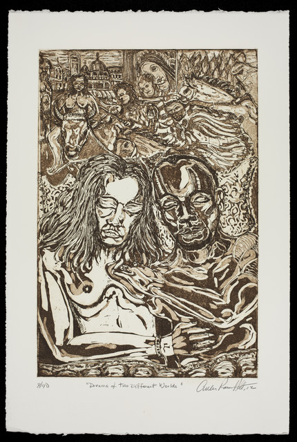 , 'Dreams of Two Different Worlds,' 2012, Mount Holyoke College Art Museum