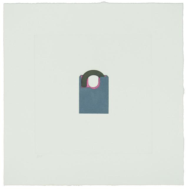 , 'The Catalan Suite II - Padlock,' 2013, Polígrafa Obra Gráfica