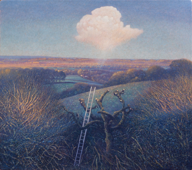James Lynch, 'The Ladder', 2019, Messums