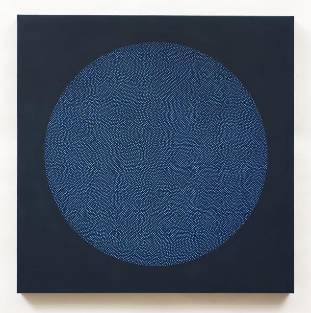 Phil Binaco, 'Indigo Ellipse No. 4', 2018, Aaron Payne Fine Art