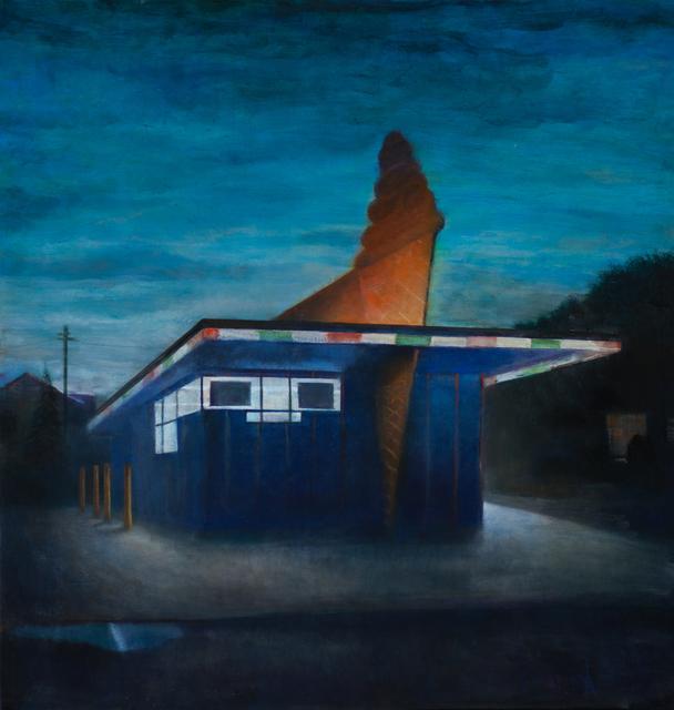 , 'Ice Cream Stand,' 2019, David Klein Gallery