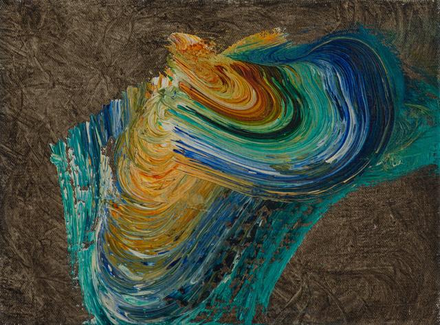 , 'color composition ,' ca. 2000, Eye For Art Houston