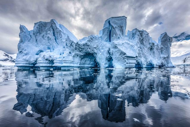 , 'Ephemeral Palace,' , Paul Nicklen Gallery