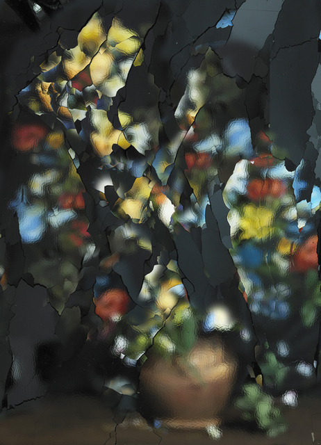 Ori Gersht, 'Material E04 - After J. Brueghel the Elder', 2014, Talley Dunn Gallery