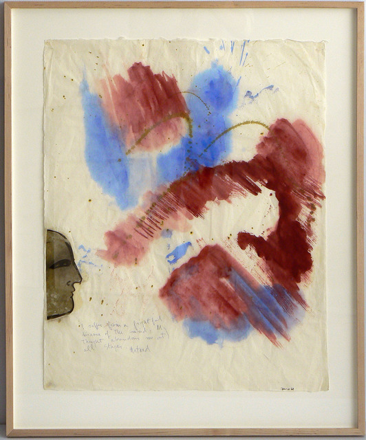 , 'I suffer from a frightful...,' 1969, Rhona Hoffman Gallery