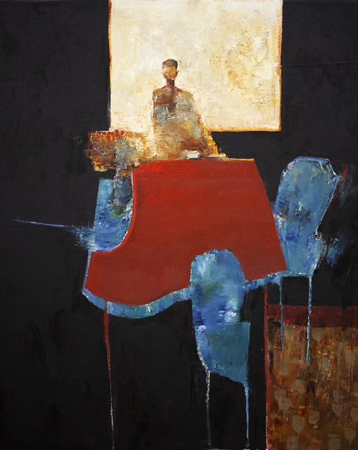 Danny McCaw, 'Back Light', 2019, Sue Greenwood Fine Art