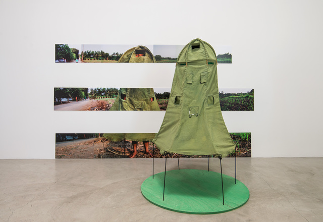 , 'Refugee Only,' 2003, Baik Art