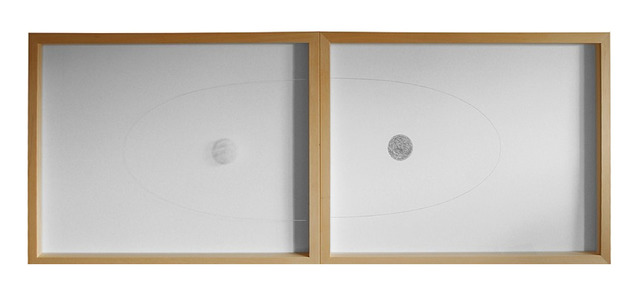 , 'Das ist ein und das selbe,' 2012, Christine König Galerie