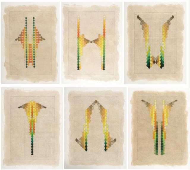, 'La descomposición de la piña,' 2016, Espacio El Dorado