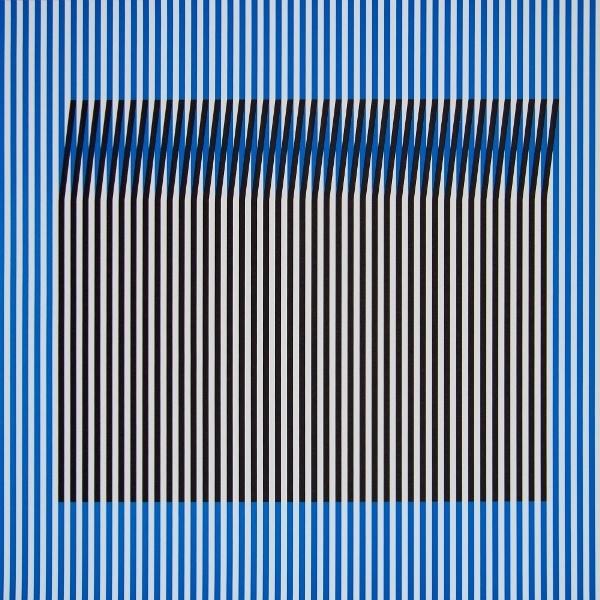 Carlos Cruz-Diez, 'Induction du Jaune Tepuy 2', 2018, Print, Lithograph, Kunzt Gallery