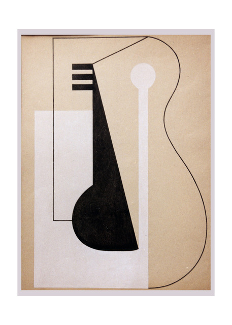, 'Paris Abstraction,' 1928, Noguchi Museum