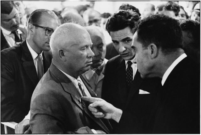 Elliott Erwitt, 'Moscow (Nikita Khrushchev and Richard Nixon)', 1959, PDNB Gallery