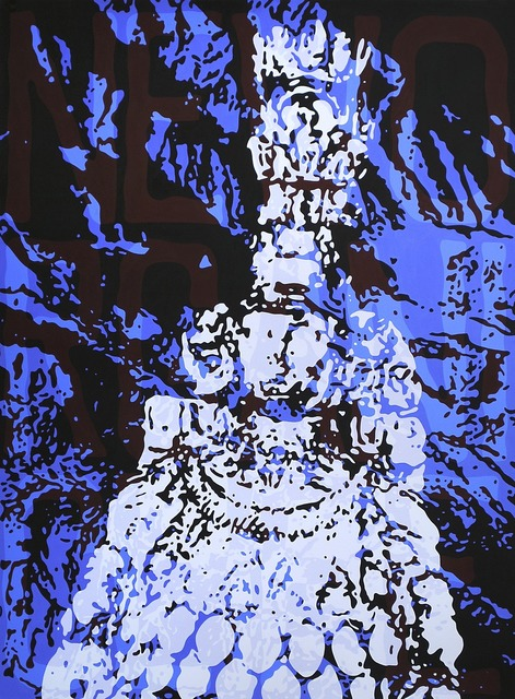 , 'New Organic Life,' 2013, Ronald Feldman Fine Arts