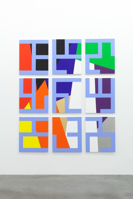 , 'Eviter le pire (polychrome),' 2014, Tatjana Pieters