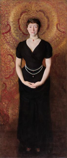 , ' Isabella Stewart Gardner,' 1888, Isabella Stewart Gardner Museum