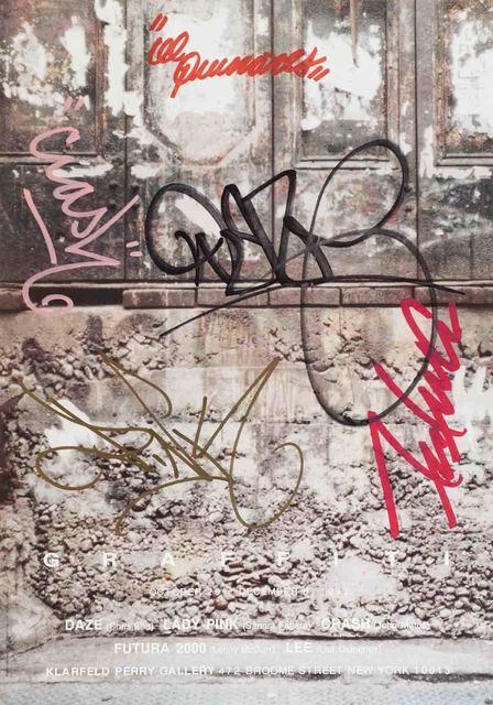 , 'Graffiti II,' 1992, ArtWise