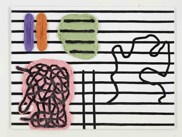 Jonathan Lasker, 'Scenic Reality', 2011, Galerie Thaddaeus Ropac