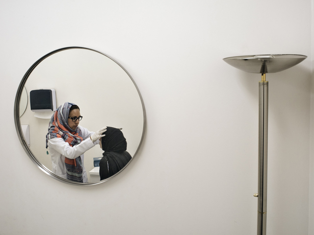 Laura Boushnak, 'Part of the series: I Read, I Write (Saudi Arabia)', 2016, Contemporary Art Platform Kuwait