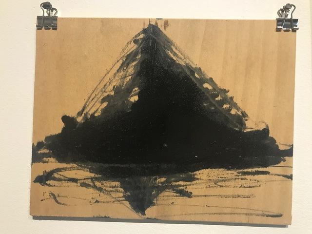 , 'tall ship,' 2018, galerie 103