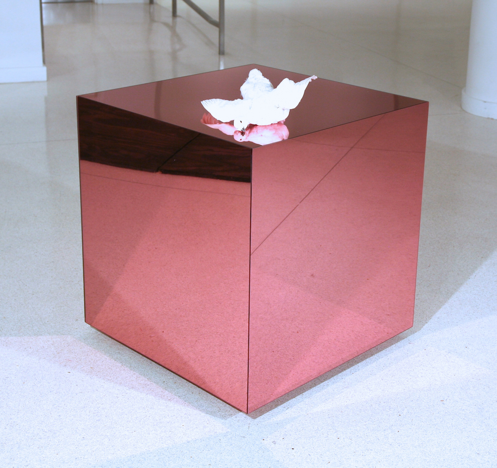 Pink Cube