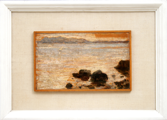 , 'Twilight at Sea,' 1898-1901, Museum of Modern Art Dubrovnik