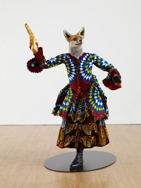 , 'Revolution Kid (Fox girl),' 2012, Goodman Gallery