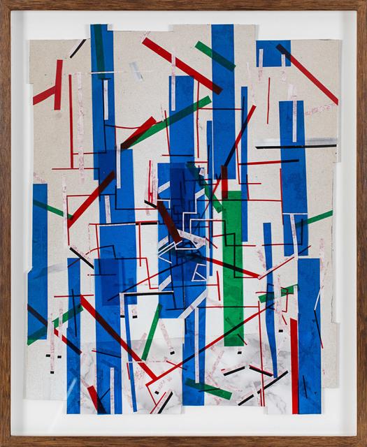 , 'Tricolores,' 2013, Rosenberg & Co.