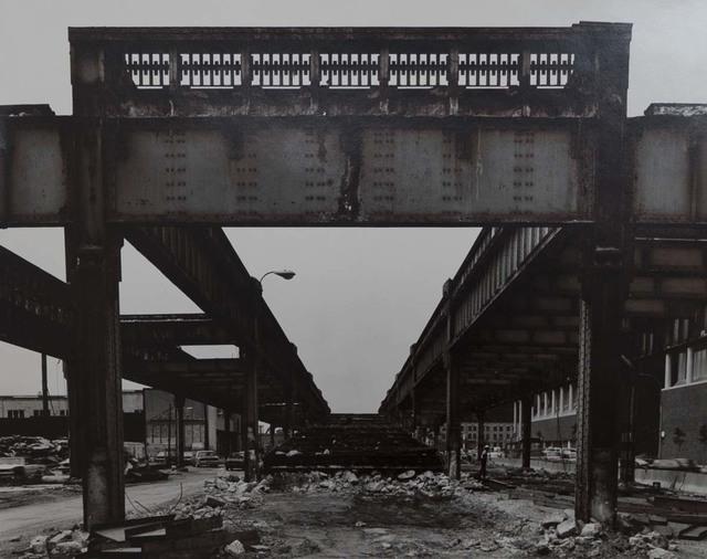 , 'Westside Highway 1,' 1983-84, Salomon Arts Gallery