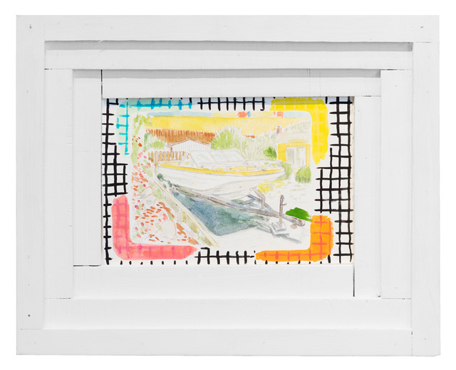 , 'Street Boats 1,' 2017, Gallery 16