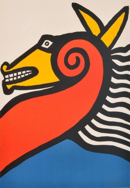Alexander Calder, 'Seahorse', 1975, Puccio Fine Art