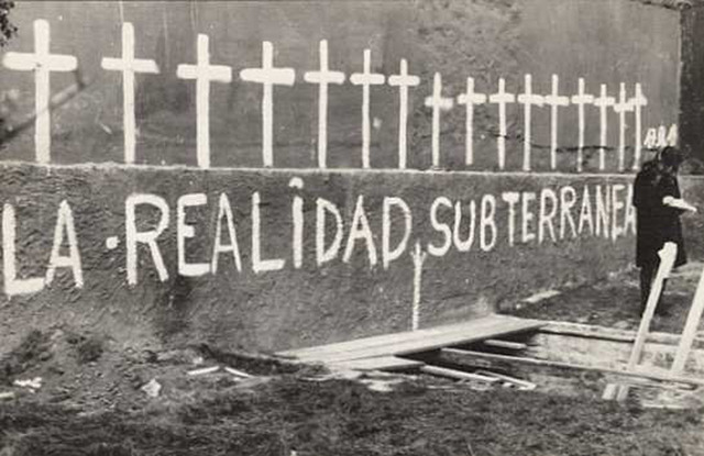 , 'Aspectos de La realidad subterránea,' 1972, Document Art
