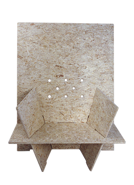 , 'F0007, Lawn Chair   Pagara outdoor furniture,' 2001, Galeria Karla Osorio