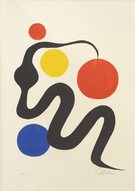, 'Composition - Le Serpent,' ca. 1965, William Weston Gallery Ltd.