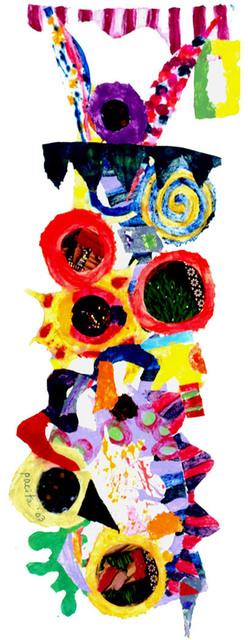, 'Look at me,' 2003, Pacita Abad Art Estate