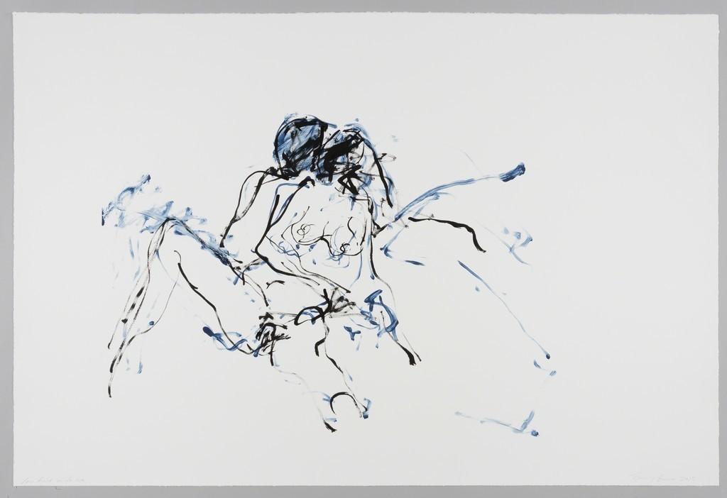 Tracey Emin's Heartbreakingly Erotic Art