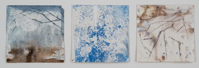 , 'Rain, Ice, Snow,' 2015, Reynolds Gallery