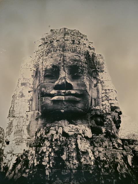 , 'Buddhas of Bayon #3,' 2017, Lisa Sette Gallery