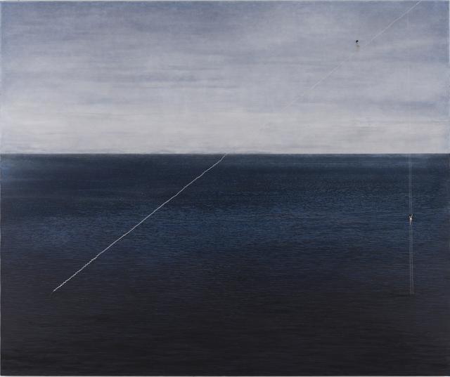 , 'Une échelle et un escalier,' 2013, A2Z Art Gallery