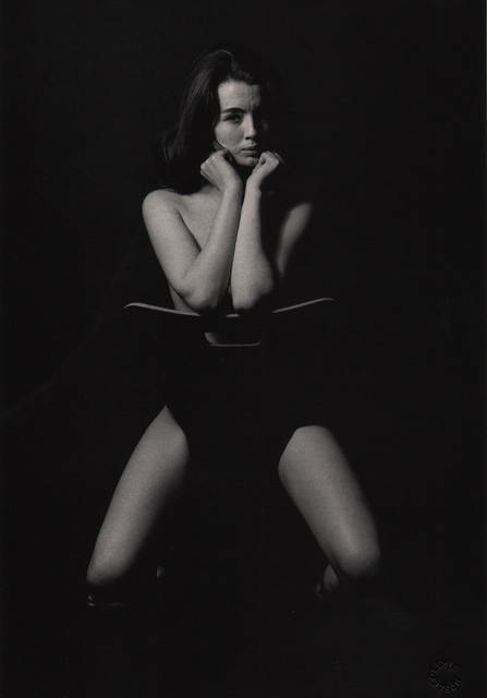 , 'Christine Keeler, London,' 1963, Atlas Gallery
